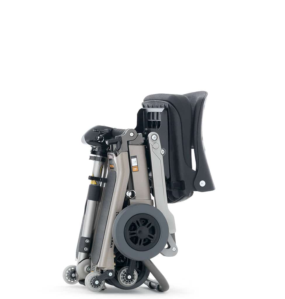Scooter pliable pmr