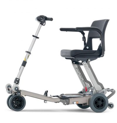 scooter pour handicapes luggie