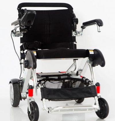 Fauteuil roulant électrique handicapé