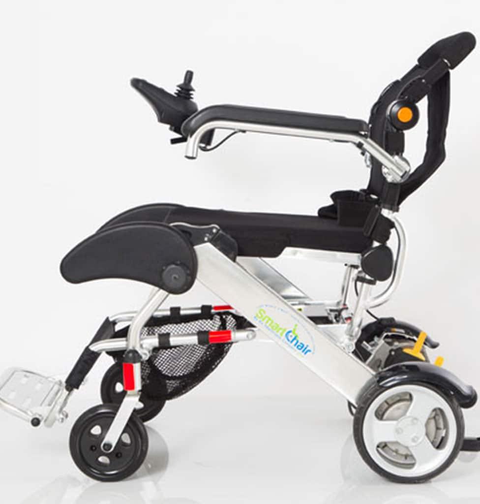 fauteuil roulant électrique innovant