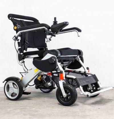 fauteuil roulant électrique pliable pour pmr et senior