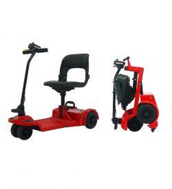 Scooter pliable bon marché pour seniors pmr handicapé