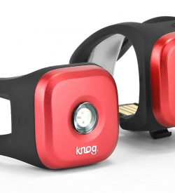 Eclairage Knog Blinder mini rouge