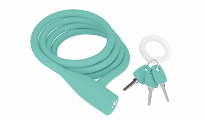 Cadenas Knog Party coil turquoise