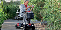 Location de scooter pour senior