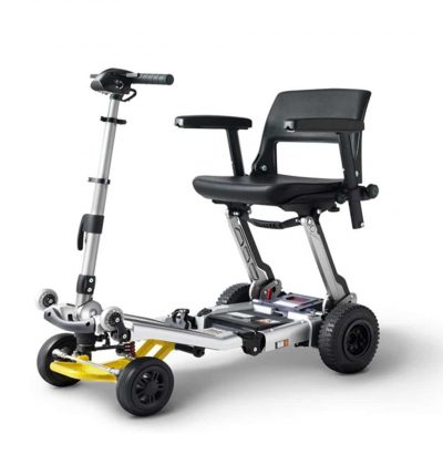 Luggie Elite Plus 4 roues