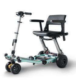 Le scooter électrique confortable et sûr Luggie